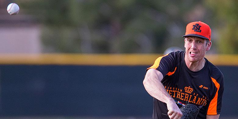 Mike Bolsenbroek keert na de Duitse Play-Offs terug naar Nederland voor deelname aan de Super 6.