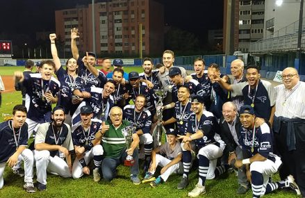 Bologna de nieuwe landskampioen van Italië