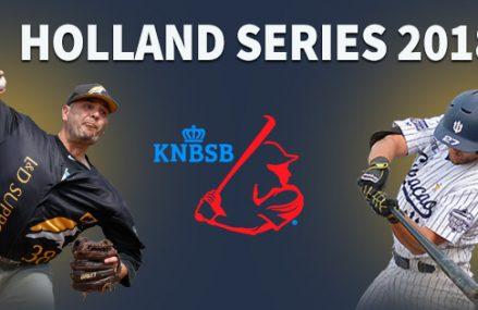 Live stream: Holland Series Game 5