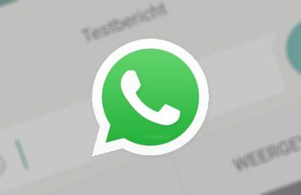 Volg Super 6 via whatsapp!