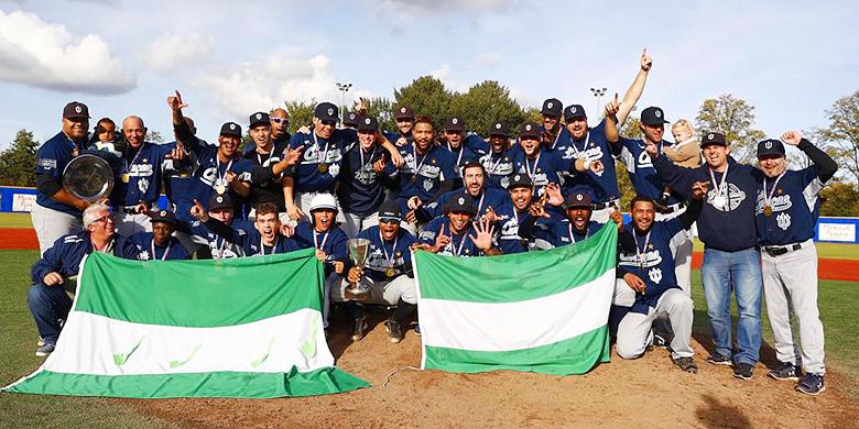 Voor de negentiende keer in de historie is het Rotterdamse Neptunus kampioen geworden van Nederland.