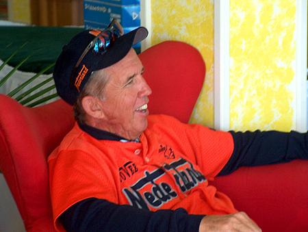 Davey Johnson was in de seizoenen 2003 en 2004 actief voor het Nederlands team.
