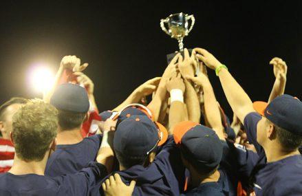 Illinois wel succesvol tijdens Aruba Cup