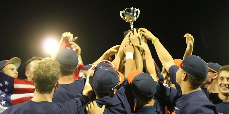 De University of Illinois werd winnaar van de eerste Aruba Cup.