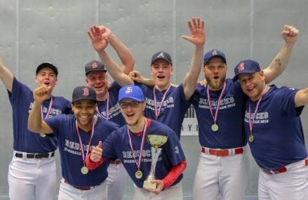 Bedrocks eerste Nederlands Kampioen Baseball5