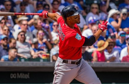 MLB Update: Grand slams voor Albies en Bogaerts