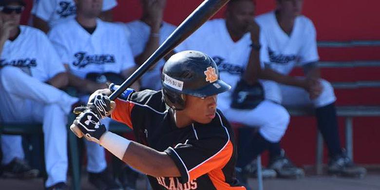 Denzel Bryson was één van de spelers uit de U18-selectie van twee jaar geleden.