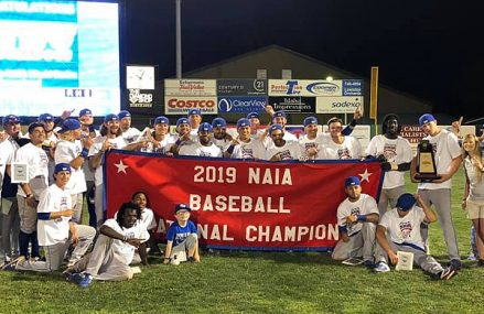 Max Draijer wint NAIA World Series