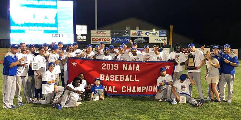 Voor de tweede maal in de historie werd Tennessee Wesleyan winnaar van de NAIA World Series.