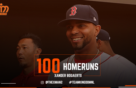 MLB Update: Ozzie is unstoppable; 100 homeruns voor Bogaerts
