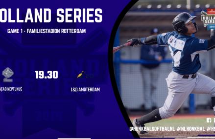 Holland Series 2019: het spannende sluitstuk van de competitie