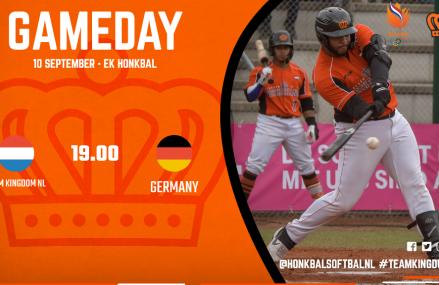 Game 4: Koninkrijksteam – Duitsland
