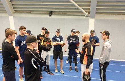 Try-outs voor U18 selecties en CTO in Amsterdam