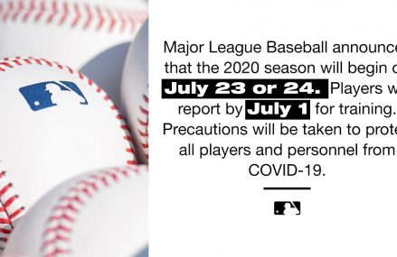 MLB keert in juli terug, NPB gestart