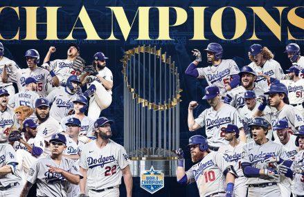 Jansen wint World Series met Dodgers