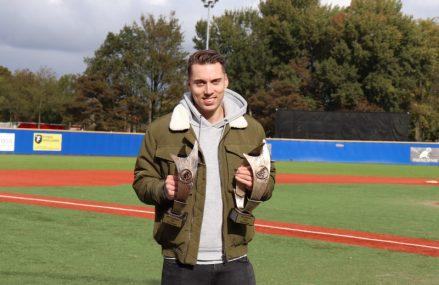 Victor Draijer wint MVP Award en wordt gekroond tot Beste Slagman
