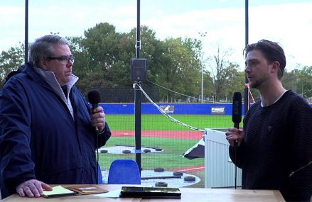 Holland Series Game 1 Post-game show