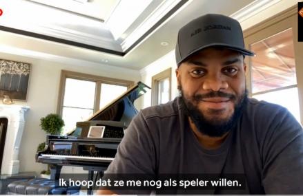 """Jansen tegen NOS: """"Ik zou nog graag een WBC spelen!"""""""