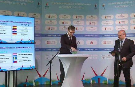 Loting verricht voor Europees kampioenschap