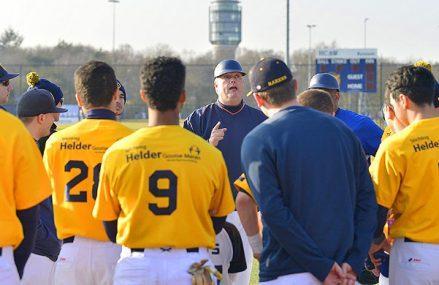 HCAW start seizoen met coachwissel