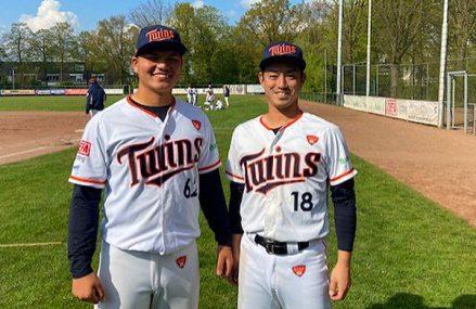 Nakamura leidt Twins Oosterhout naar winst