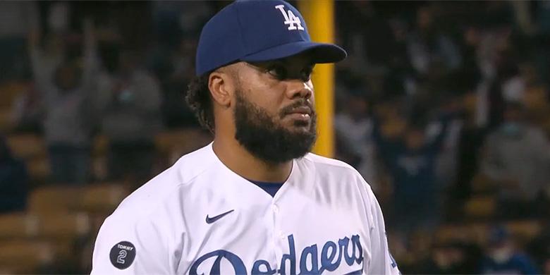 Kenley Jansen is bezig aan zijn twaalfde seizoen in de Major League.
