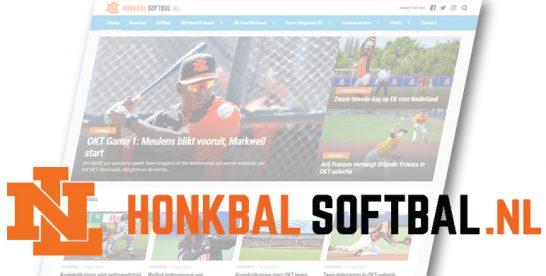 Nieuwe portal voor honkbal en softbal